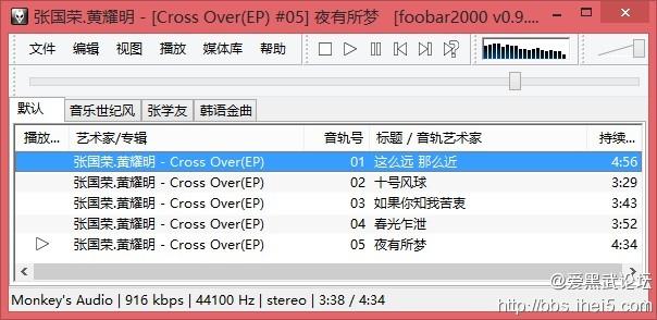 张国荣.黄耀明-Cross Over(EP)[环球][2002-07].jpg